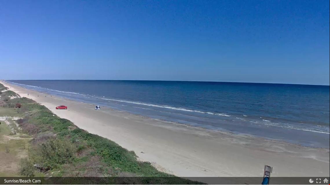 Bolivar Peninsula Beach Rentals