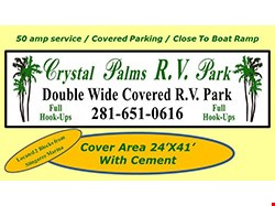Crystal Palms RV Park