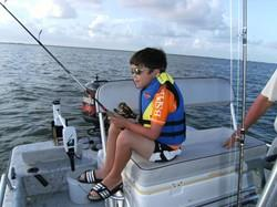 Jimmy Trahan Charters