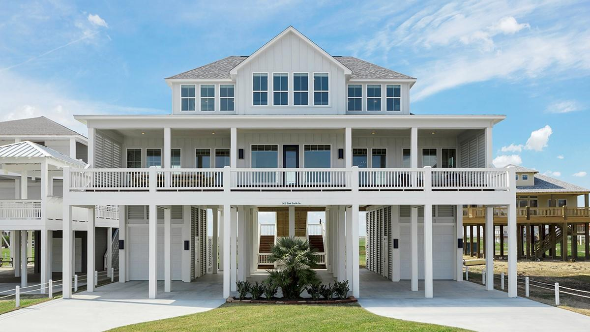Where To Stay On Bolivar Peninsula Realtors Vacation Rentals Rv Parks Crystal Beach Port Bolivar Caplen Gilchrist And High Island
