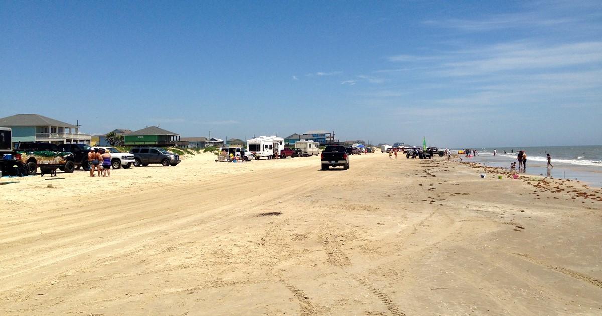 Rv Parks On Beach Bolivar Peninsula