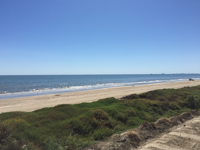 Spring Break In Crystal Beach And Bolivar Peninsula