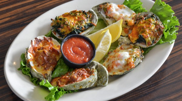 Texas Oysters Hit Area Restaurant Menus For The Winter.