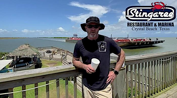 A Crystal Beach, Texas Weekend, It's Thursday And Brad's Words Of Wisdom On Bolivar LIVE!