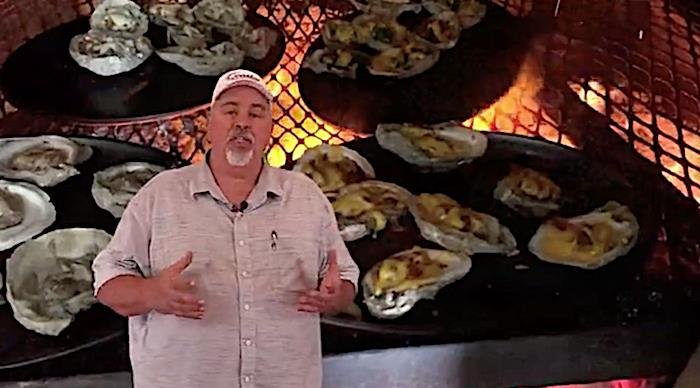 Bolivar LIVE The Taste Of, Talking All You Can Eat Oysters At LaPlayita Restaurant