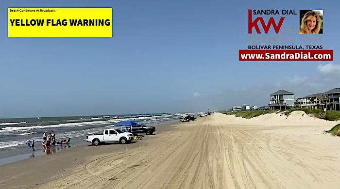 Easy Access To The Bolivar Peninsula Beachfront, Drive Right Up And Enjoy The Day!