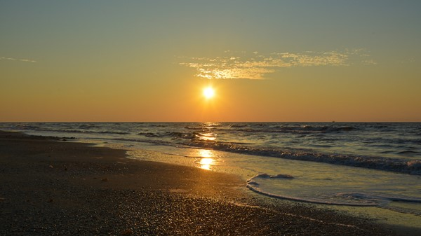 Finish Off Your Holidays On The Upper Texas Coast, Bolivar Peninsula.