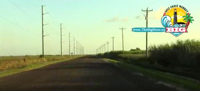 Bolivar Live 8am, Hwy 124 Is Open And Clear To Paradise, Bolivar Peninsula For The Weekend