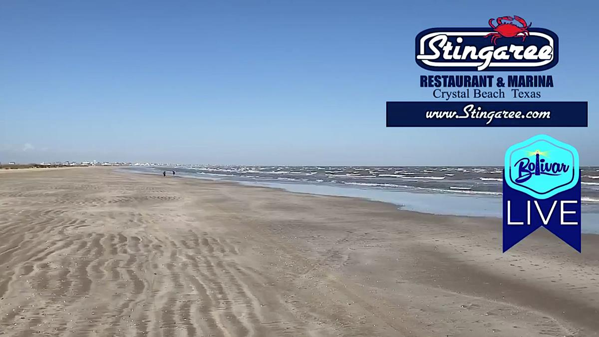 Just An Awesome Day In Paradise, On Bolivar Peninsula