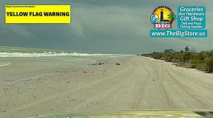 Monday Beachfront In Gilchrist Texas
