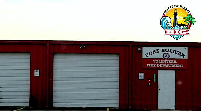 Port Bolivar, Texas Volunteer Fire Department Membership Drive This Saturday!