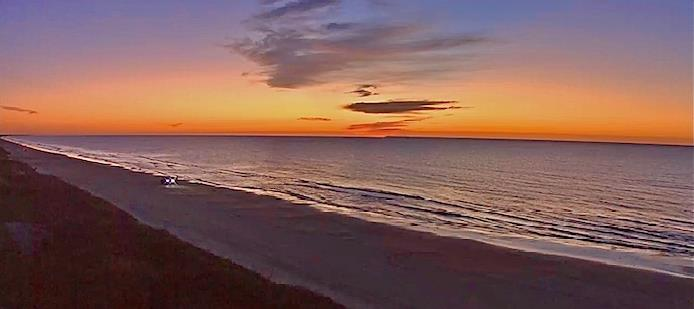 Watch The Sunrise LIVE On Our Sunrise Beach Cam!