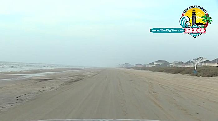 We're Back On Bolivar Peninsula, Take A Monday Morning Ride With Bolivar LIVE!