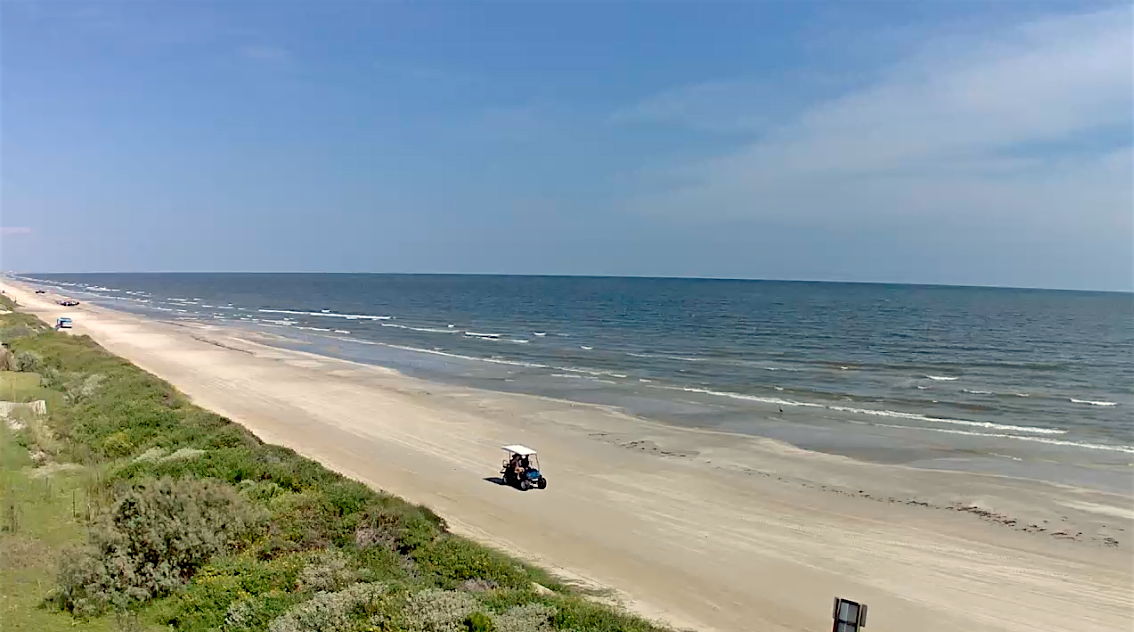 It's Fall On Bolivar Peninsula, Now's The Time To Enjoy Our Beach, Events And Live Music.