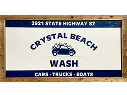 Crystal Beach Car Wash