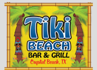 Tiki Beach Bar & Grill