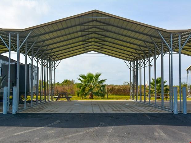 Crystal Palms Rv Park Crystal Beach Bolivar Peninsula Texas