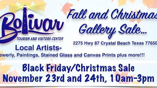 "<a href=""/Event-2018-11-24-Black-Friday-And-Christmas-Art-Gallery-Sale"" itemprop=""url"">Black Friday and Christmas Art Gallery Sale</a>"