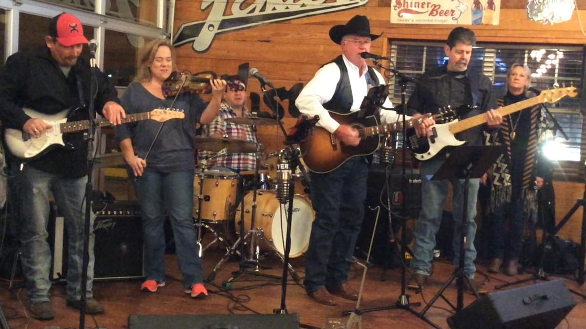 Bobby Enloe and the Texas Hold'em Band