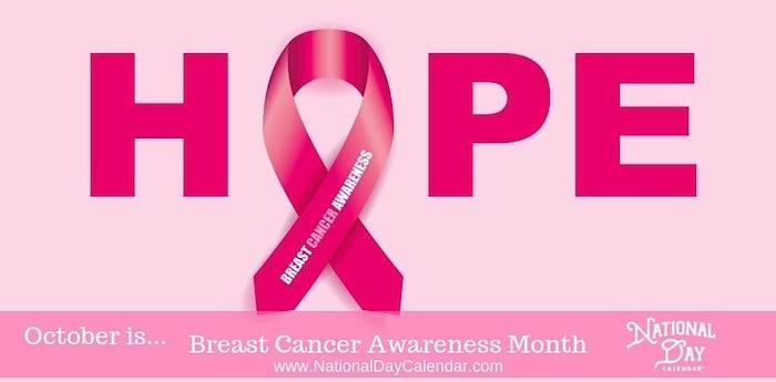 Breast Cancer Awareness Month Fund Raiser