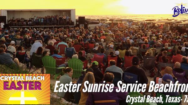 "<a href=""/Event-2021-4-4-Easter-Sunrise-Service-Beachfront-Crystal-Beach-Texas"" itemprop=""url"">Easter Sunrise Service Beachfront, Crystal Beach, Texas.</a>"