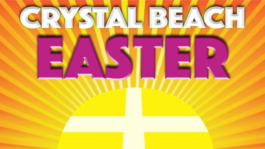 Easter Sunrise Service Crystal Beach Texas