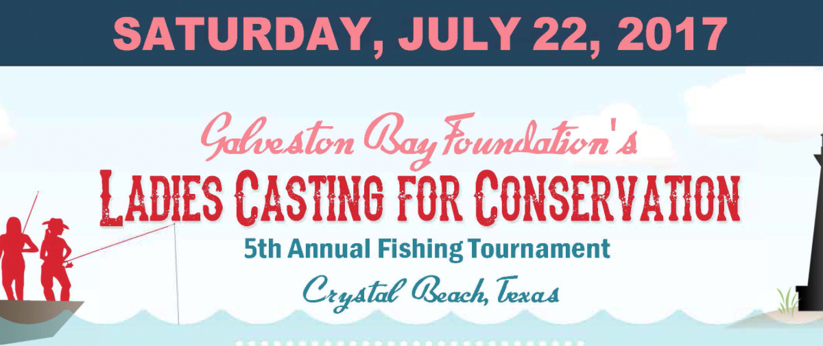 Ladies Casting For Conservation