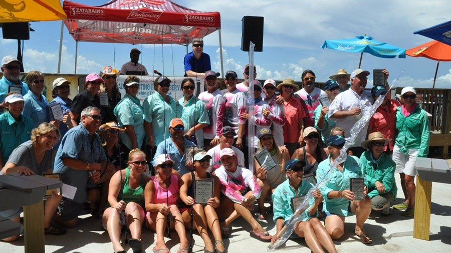 Ladies Casting For Conservation Fishing Tournament