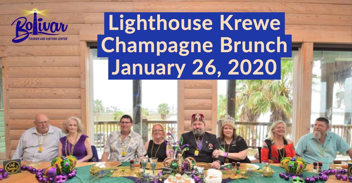 Lighthouse Krewe Champagne Brunch