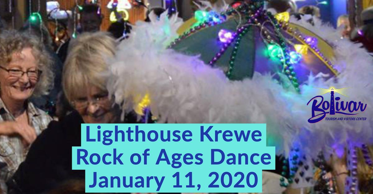 Lighthouse Krewe Rock of Ages Dance