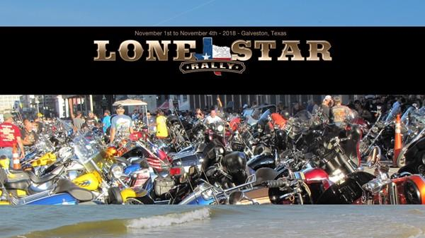 "<a href=""/Event-2018-11-1-Lone-Star-Rally"" itemprop=""url"">Lone Star Rally</a>"