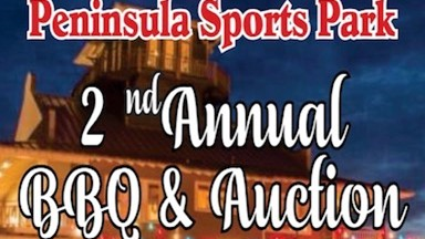 Peninsula Sports Park 2nd Annual BBQ & Auction