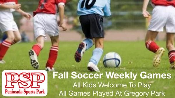"<a href=""/Event-2018-10-23-Peninsula-Sports-Park-Fall-Soccer"" itemprop=""url"">Peninsula Sports Park Fall Soccer</a>"