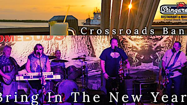"<a href=""/Event-2019-12-31-Stingaree-Restaurant-New-Years-Eve-Party-With-Crossroads-Band"" itemprop=""url"">Stingaree Restaurant New Years Eve Party With Crossroads Band</a>"