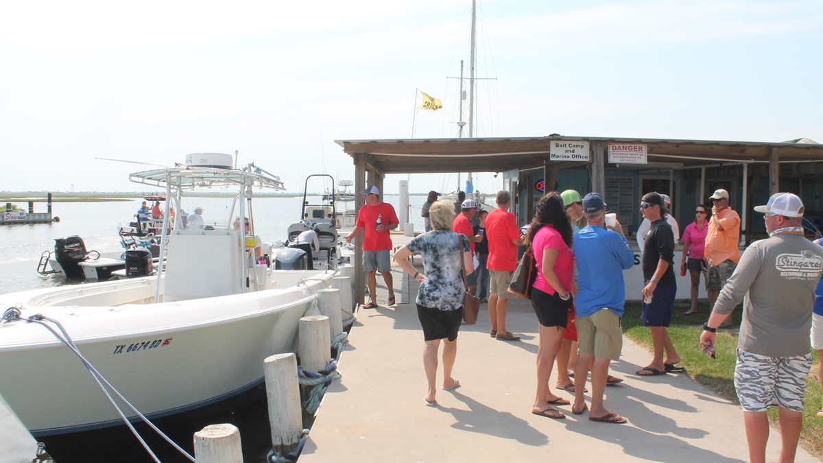 Stingaree Saltwater Slam Fishing Tournament