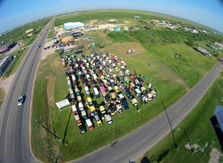 Bolivar Peninsula Golf Cart Poker Run