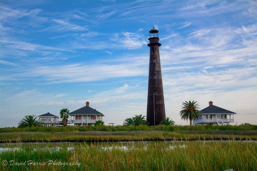 Bolivar Peninsula Lighthouse