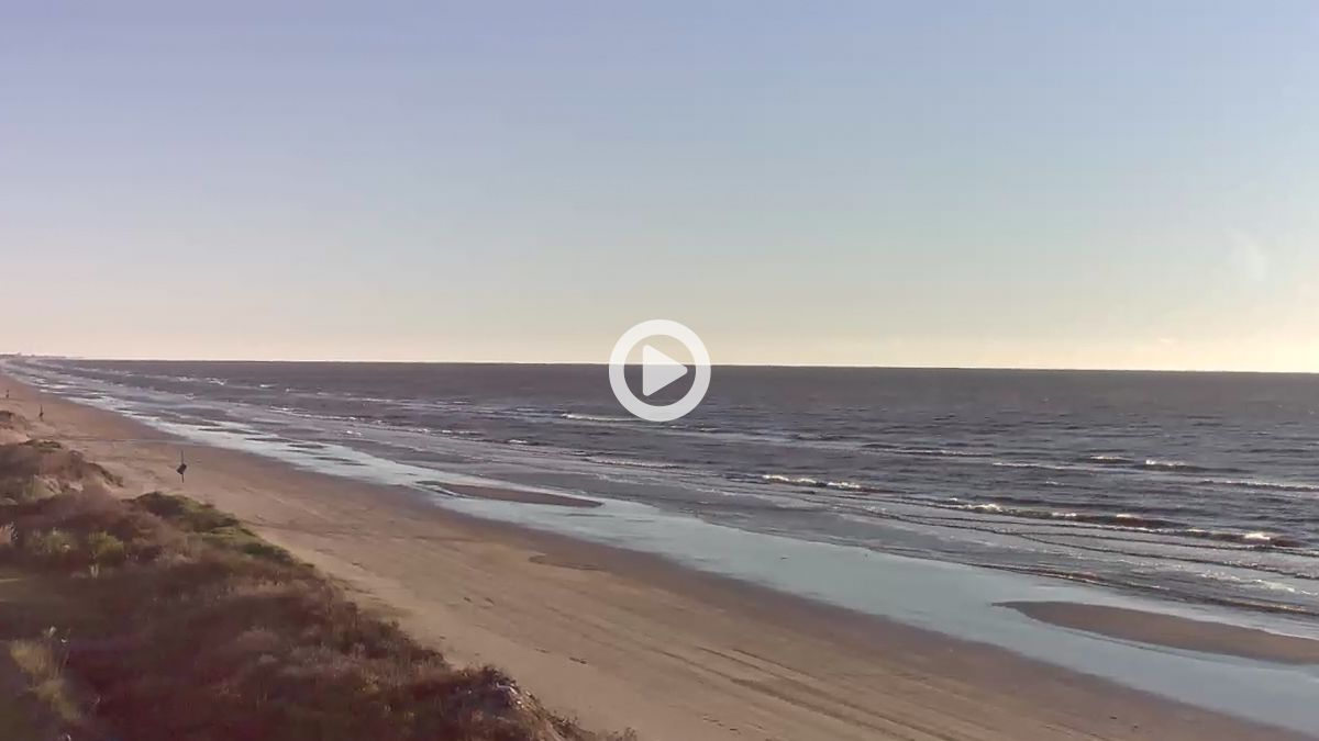 Sunrise Beach Webcam On Bolivar Peninsula Check In Around You Won T Be Disointed